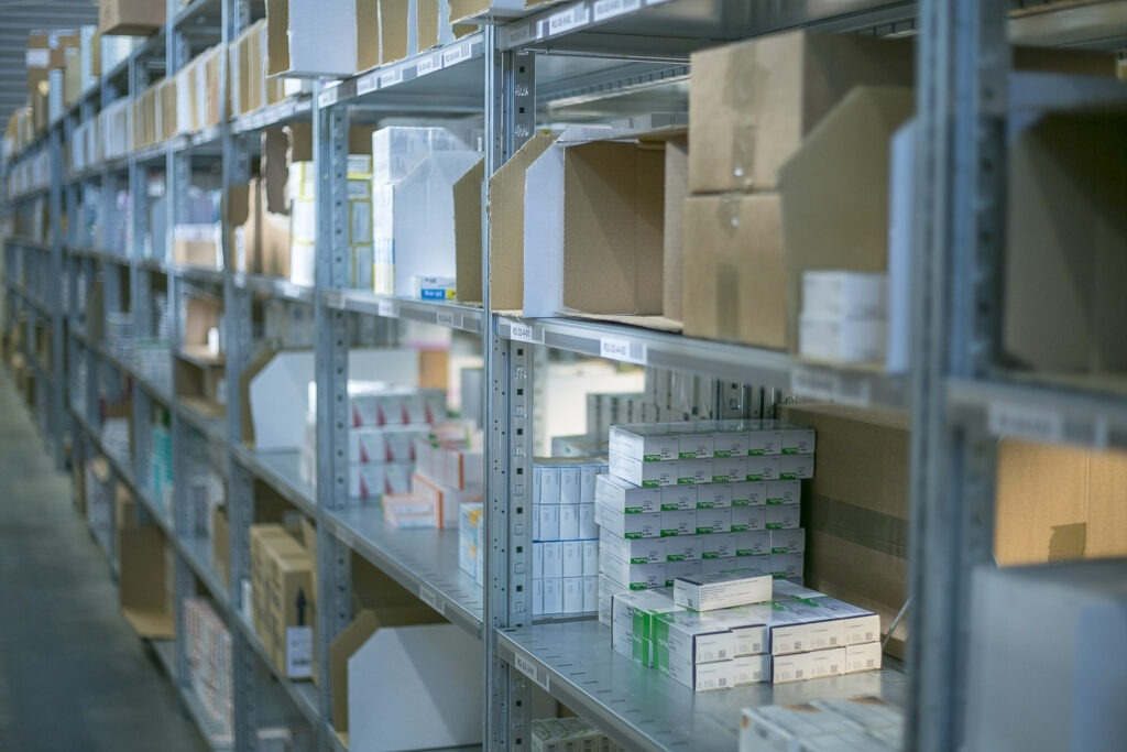 Moodulriiulid Väikekaubariiul Peenkaubariiuk Kergkaubariiul mahukaup